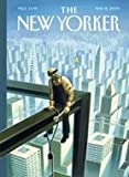 The New Yorker Magazine May 18 2009 May 18th 09