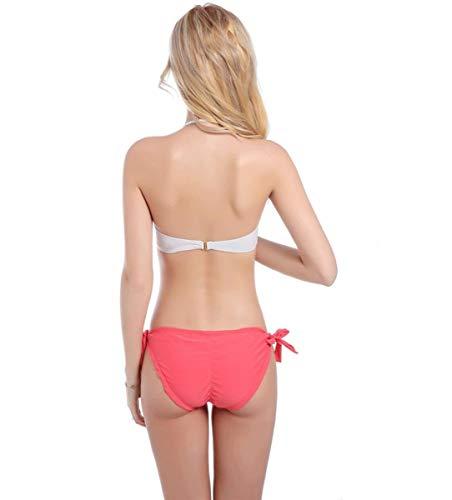 Fuweiencore Femminile bikini colore Da Donna S Dimensione Bagno B Moda Bikini costume Estiva rqYFrX