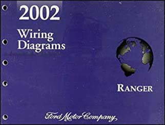 2002 ford ranger wiring diagram manual original amazon com books rh amazon com