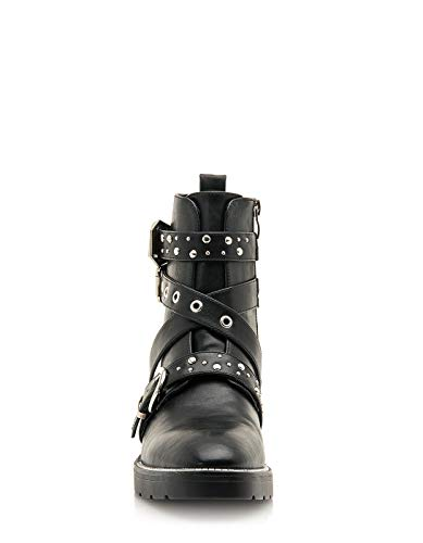 Ankle Sixtyseven Studded Black By Boots SU6nTwqx