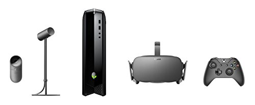 Oculus Rift + Alienware Oculus Ready X51 R3 i5 16GB Desktop PC Bundle [Bundle is Discontinued] (Intel Turbo Memory Card)