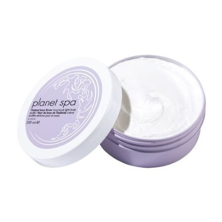 Avon Planet Spa Thailand Lotus Flower Luxuriously Light Body Souffle