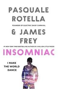 book cover of Insomniac