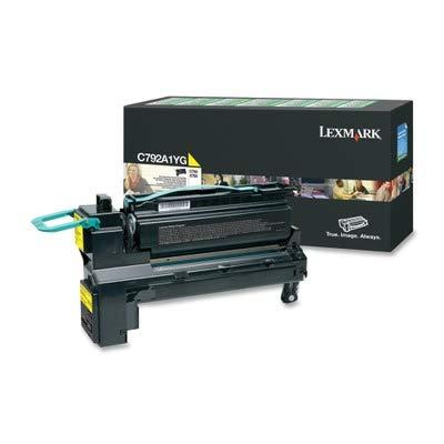 LEXC792A1YG - Lexmark C792A1YG Toner