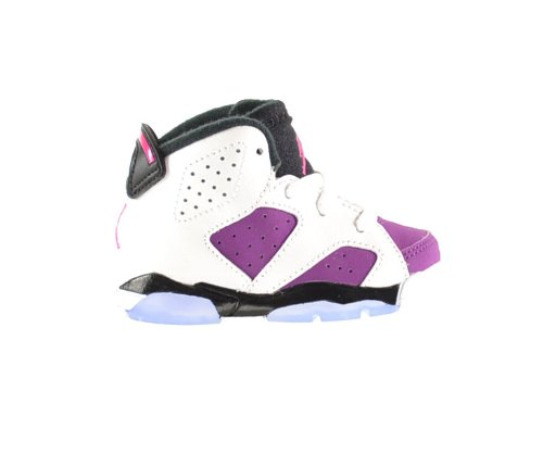 jordan retro 6 grape - 4