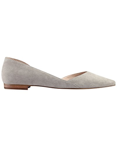 Flat Marc LTD Women's Fisher SUNNY4 Taupe Ballet 7X71qw