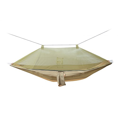 - Bliss Hammocks BH-406XL-N To Go Camping Hammock with A A Mosquito Net