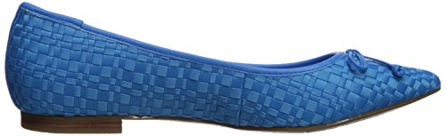 Marc Fisher Women's Apala Ballet Flat Blue bRZGdxPm