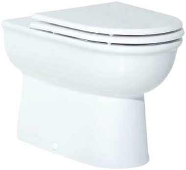 Celino Back To Wall All In One Combined Bidet Toilet With Soft Close Seat Amazon Co Uk Diy Tools