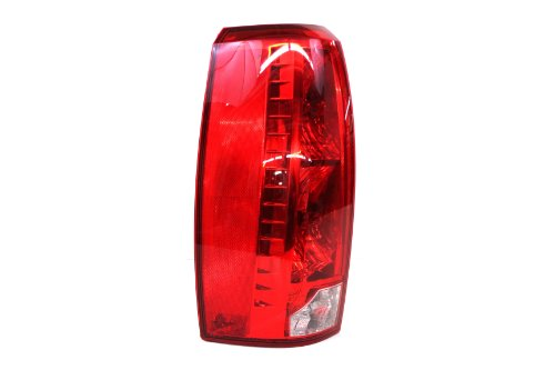 Genuine GM Parts 25885681 Driver Side Taillight Assembly Genuine General Motors Parts