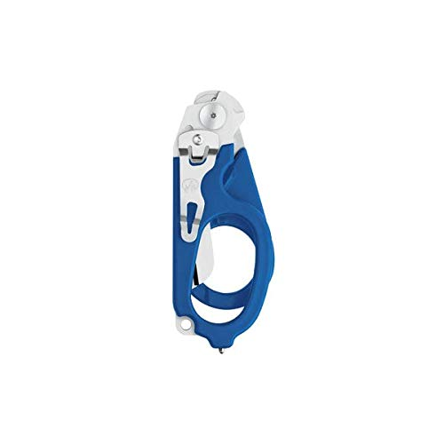 LEATHERMAN - Raptor Emergency Response Shears with Strap Cutter and Glass Breaker, Blue with MOLLE Compatible Holster by LEATHERMAN (Image #3)