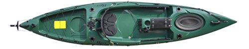 Riot Kayaks Escape 12 Angler Sit-On-Top Flatwater Fishing...