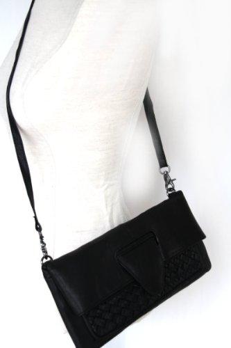 fashion-formel, Poschette giorno donna nero