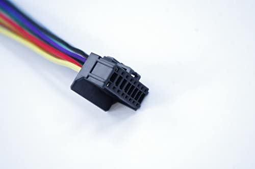 16 PIN WIRE PLUG HARNESS for PIONEER AVH-P1400DVD Player