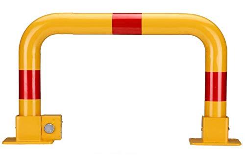 1 opinioni per Rocwing Dissuasore in metallo per il parcheggio di sicurezza (Narrow Soccer)