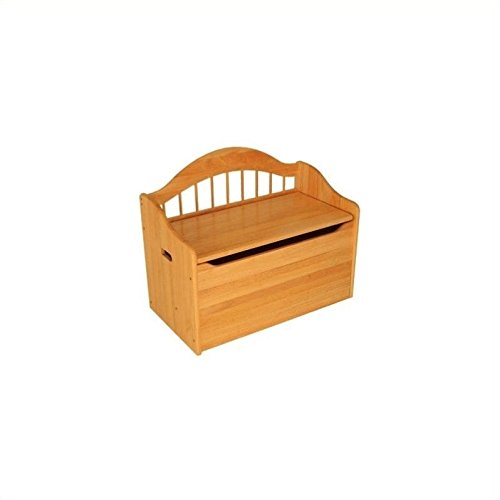- KidKraft Limited Edition Toy Box, Honey