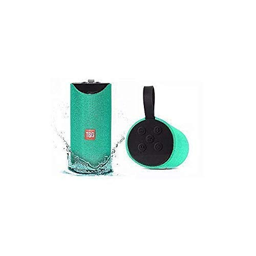 SeaStone TG113 Super Bass Splashproof Wireless Bluetooth Speaker Playing with TV/Mobile/Tablet/Laptop/Aux/Memory Card/Pendrive/FM