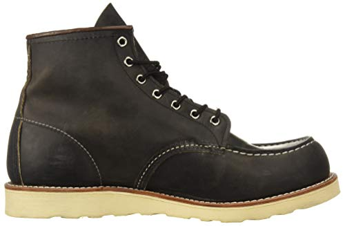 homme Anthracite 8173 Red Boots Wing qxBO0AwP