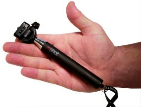 The XShot Pocket is so small and compact that it easily fits in your pocket, purse or backpack.