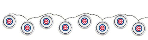 Cub Light - Team Sports America String Lights, Chicago Cubs