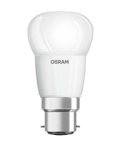 Osram 4058075808850 Ampoule LED Verre 4,00 W B22d Blanc