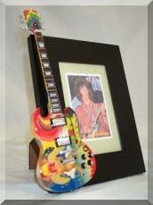 ERIC CLAPTON miniatura Marco de la guitarra Imagen CREAM FOOL