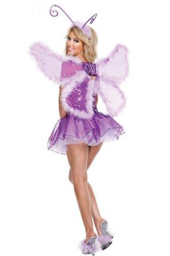 (Signature Butterfly Halloween Fairy Costume Cosplay Sz)