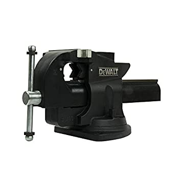 Image of DeWalt DXCMQRV5 Heavy-Duty Quick Release Bench Vise, 5' Home Improvements