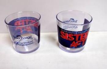 Broadway's Sister Act 10 Oz. Souvenir Cups Case Pack 72 Home Kitchen Furniture Decor