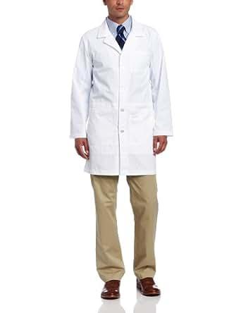 landau men 39 s notebook lab scrub coat clothing accessories. Black Bedroom Furniture Sets. Home Design Ideas