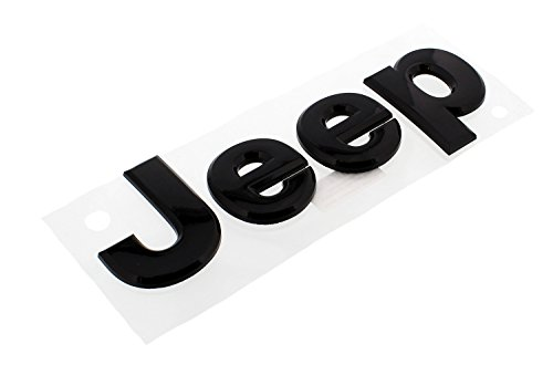jeep emblem hood - 2