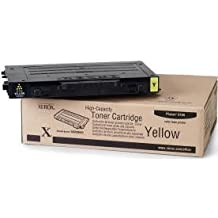 "Xerox Yellow High Capacity Toner Cartridge Phaser 6100 106R00682 - By ""Xerox"" - Prod. Class: Printers/Printer Cartridge - Laser Color"