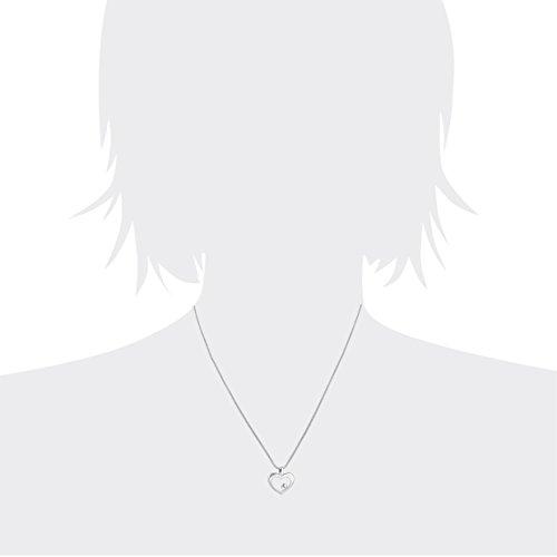 Diamond Line Femme  9carats (375/1000)  Or blanc #Gold Balle   Blanc Diamant FINENECKLACEBRACELETANKLET
