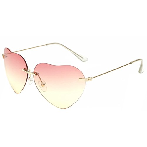 Sinkfish SG80031 Gift Sunglasses for Women,Anti-UV & Retro Oval Reflector - UV400 - Westwood Review Sunglasses