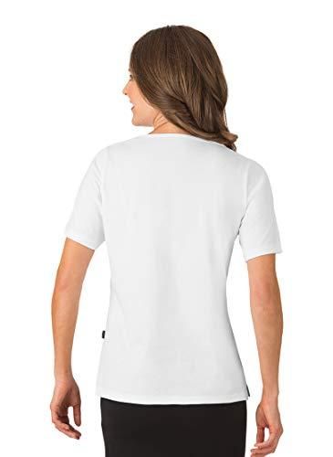 Blanc Ancre Trigema T Avec shirt RqxHYI