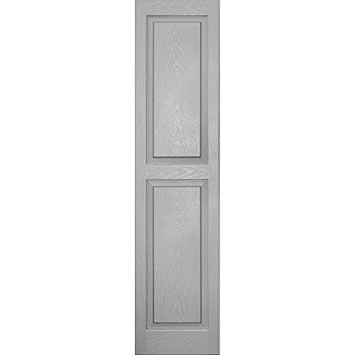 Vantage 3114059030 14X59 Raised Panel Shutter/Pair
