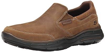 Skechers Men's Glides Calculous Slip-On Loafer