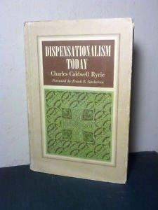 Hardcover Dispensationalism Today Book