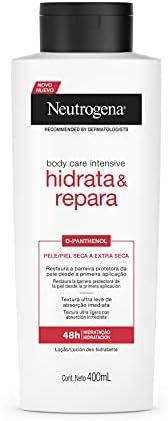 Hidratante Corporal Body Care Intensive Hidrata&Repara 400Ml, Neutro