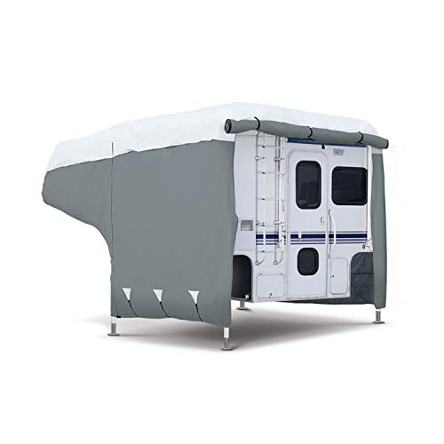 Classic Accessories PolyPro 3 RV Cover For 6-8' Campers Truck Camper Cover by Classic Accessories (Image #6)