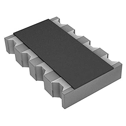 RES ARRAY 4 RES 820 OHM 1206 Pack of 200 742C083821JP