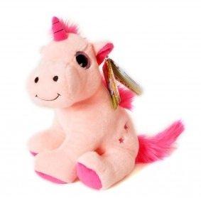 Les Licornes Magiques - Peluche Unicornio rosa 30cm - Muy buena calidad - Surtido de colores