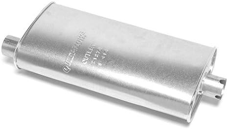 Walker 21396 Quiet-Flow Stainless Steel Muffler Tenneco