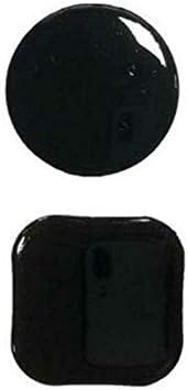 BETOY 2 pcs Transparentes de Doble Cara m/ágicas Pegatinas,fixate Gel Pads,Nano Goma Antideslizante,Antideslizante Tenedor del tel/éfono del Coche,Nano Casual Paste Material de PU Nano Magic Sticker