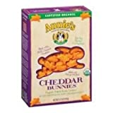 Annies Homegrown Bunnies Baked Snack Crackers