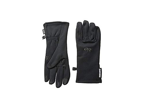 Outdoor Research Men's Backstop Sensor Gloves, Black, Medium