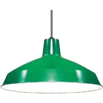 Nuvo Lighting SF76/660 Warehouse Shade, Green