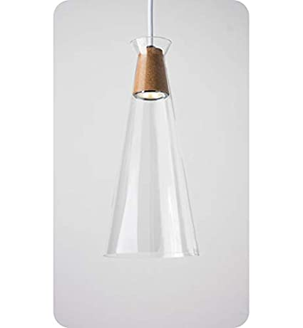 Amazon.com: Ayre NAK1-P-CL-CH-BC-BC-LED - Lámpara de techo ...