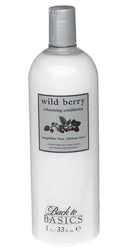 (Back to Basics Wildberry Volumizing Conditioner 33 Ounces )