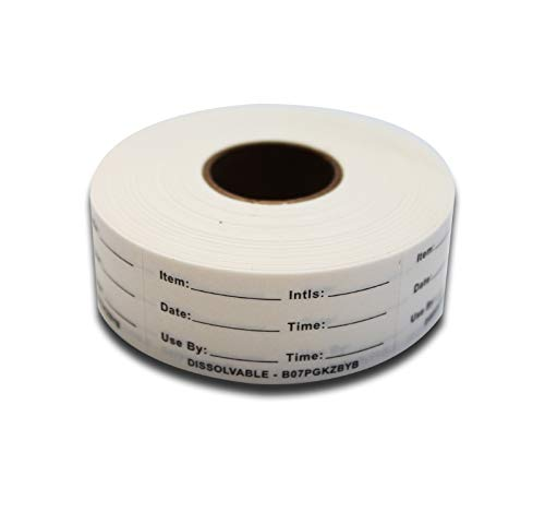 Most bought Industrial Labels